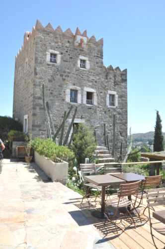 stone villas, traditional Turkish architecture, Aegean Property investments